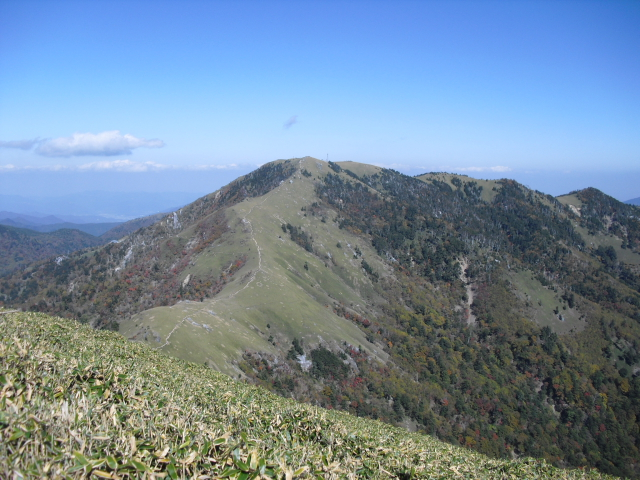 Mt. Tsurugi -- 