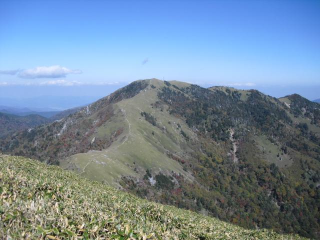 Mt. Tsurugi --