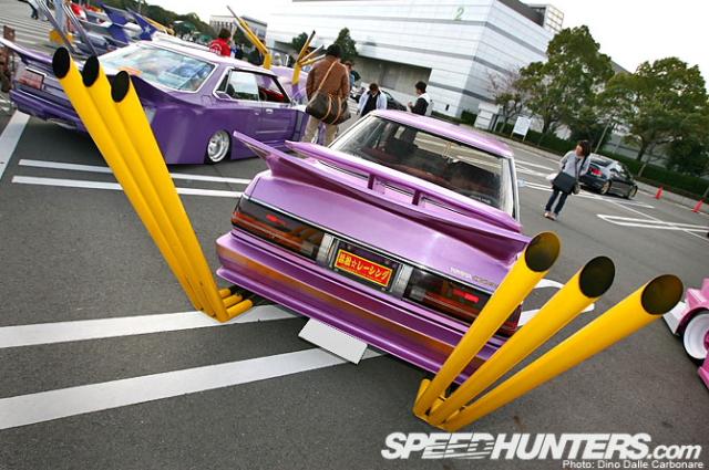 Bosozoku style custom ride --
