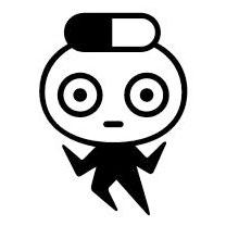 Kawaii Japanese promotional character --