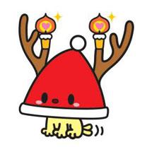 Cute Japanese mascot --