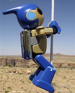 Evolta robot --