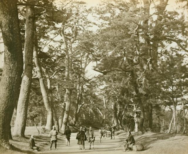 Tokaido road, 1865 --