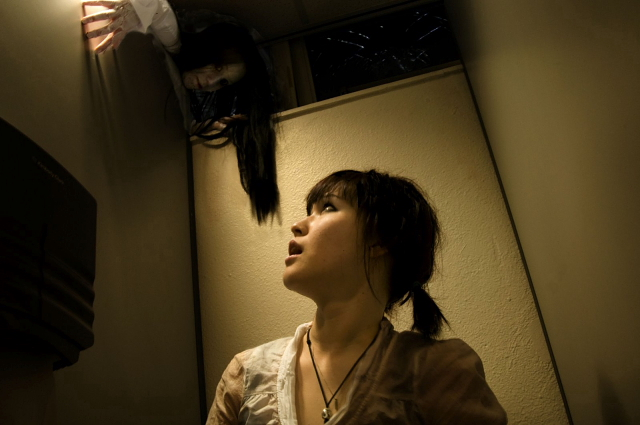 Hanako-san in the toilet -- 