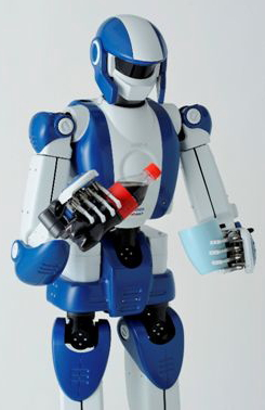 HRP robot --