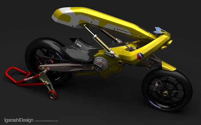 IgarashiDesign concept vehicle -- 