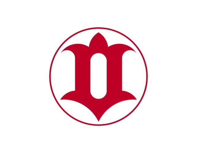 Kanji city logo, Japan --