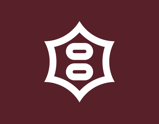 Kanji municipal emblem, Japan -- 