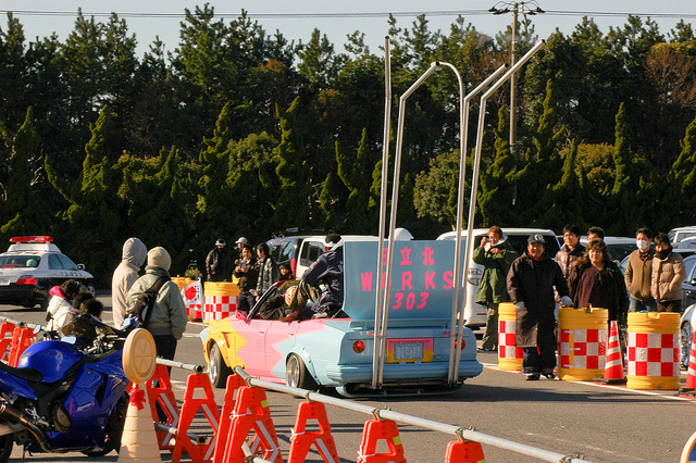Bosozoku car photo by brunnnno --